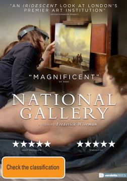 Frederick Wiseman's National Gallery - Behind the Scenes of a London Institution