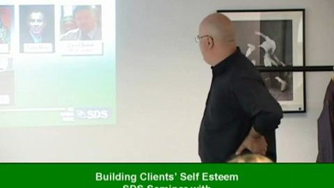 Building Clients' Self Esteem