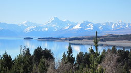 The South Island of New Zealand - Landforms Landscapes and Environmental Protection